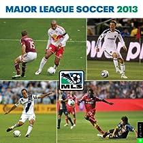 Major League Soccer 2013 Wall Calendar