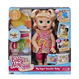Baby Alive Super Snacks Snackin' Sara Blonde