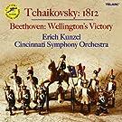 Tchaikovsky: 1812 Overture / Beethoven: Wellington's Victory
