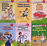 I Can Read Amelia Bedelia 6 Pack Set, Level 2 (Amelia Bedelia Helps Out, Good Driving Amelia Bedelia, Calling Doctor Amelia Bedelia, Come Back Amelia Bedelia, Amelia Bedelia and the Surprise Shower, Teach Us Amelia Bedelia)
