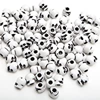 Halloween Skull Beads from Century Novelty