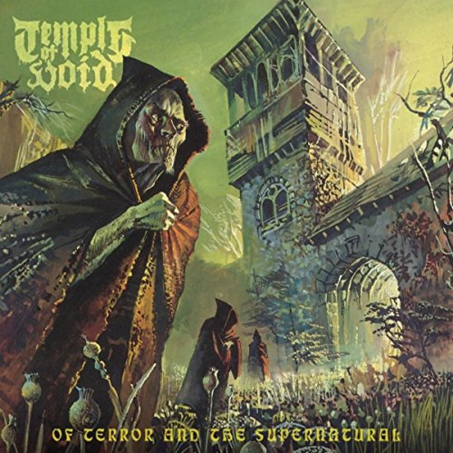Temple Of Void-Of Terror And The Supernatural-CD-FLAC-2014-DeVOiD Download