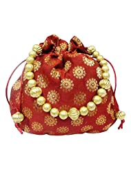 Bhamini brocade small potli