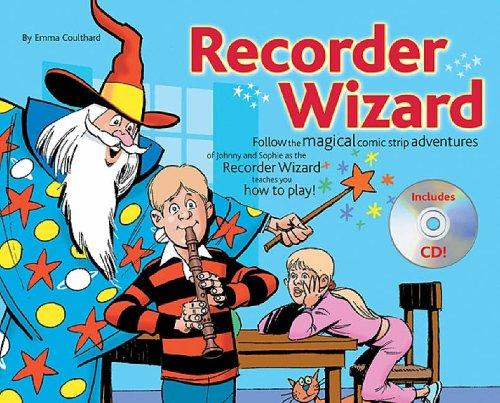 RECORDER WIZARD (BOOK &CD)