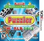 Puzzler World 2013 (Nintendo 3DS)