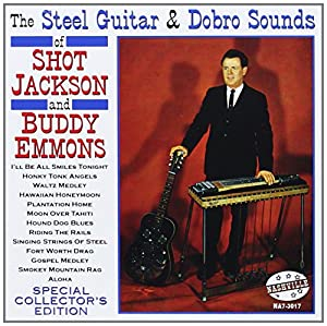 The Steel Guitar & Dobro Sounds Of