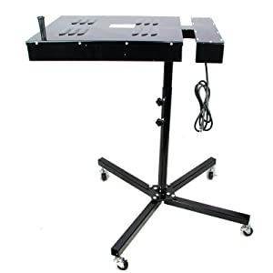 Flash Dryer Silk Screen Printing Adjustable Stand Equipment T-Shirt Curing ND605