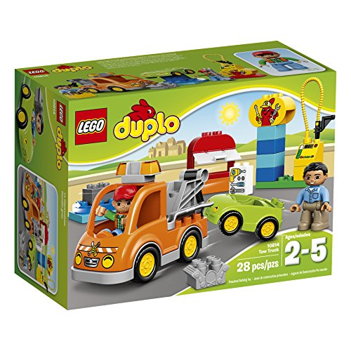 LEGO DUPLO Tow Truck 10814