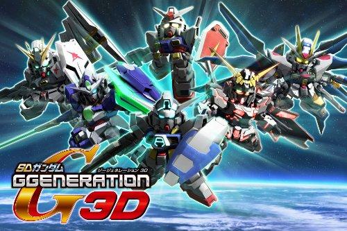 SDガンダム GGENERATION 3D