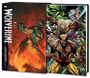 Wolverine: The Adamantium Collection by Chris Claremont, Warren Ellis, Mark Millar and Jason Aaron