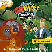 Die Affenmedizin (Go Wild - Mission Wildnis 9) | Thomas Karallus