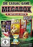 Die Casual Game MegaBox, Vol. 2: 5 Spiele-Hits