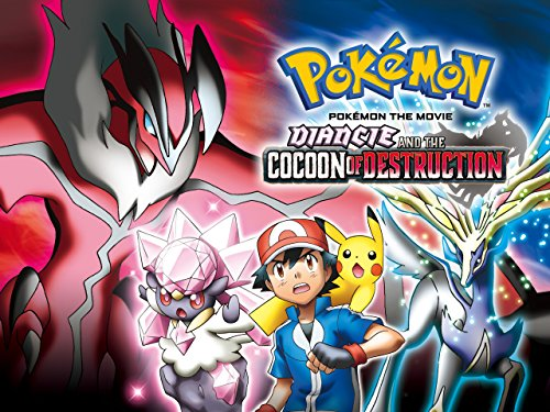 Pok233mon the Movie Diancie and the Cocoon of Destruction
