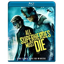 All Superheroes Must Die [Blu-ray]