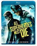 All Superheroes Must Die [Blu-ray] [2011] [US Import]
