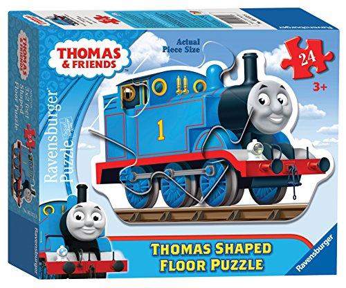 Thomas & Friends - Thomas the Tank Engine™: 24 Piece Floor - Shaped