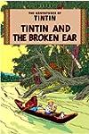 The Broken Ear (The Adventures of Tin...