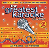 echange, troc Karaoke - The Greatest Karaoke CD...Ever, Vol. 2