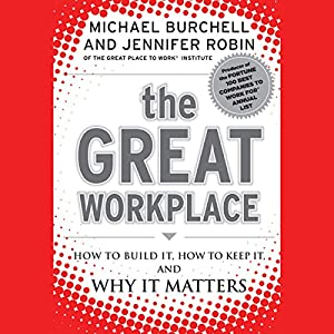 The Great Workplace Audiobook