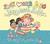 img - for Mary Engelbreit 2017 Deluxe Wall Calendar: How Sweet It Is! book / textbook / text book
