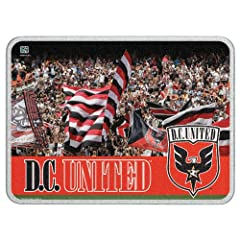 MLS DC United Cutting Board by WinCraft