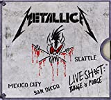Live Sh*t: Binge & Purge (3CD/2DVD)(CD Slipcase) by Metallica [Music CD]