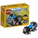 #10: Lego Blue Express, Multi Color