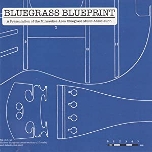Various Bluegrass Blueprint Music