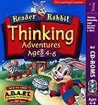Reader Rabbit Thinking Adventures Age...