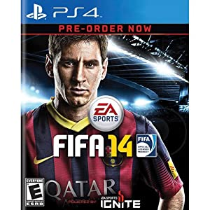 FIFA Soccer 14 - PlayStation 4 from Electronic Arts