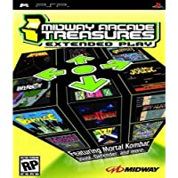 (PSP)MIDWAY ARCADE TREASURES EXTENDED PLAY(輸入版:北米版)