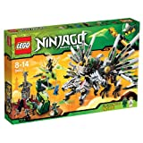 Lego Ninjago Epic Dragon Battle - 9450