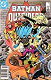 Showcase Presents: Batman and the Outsiders, Vol. 1