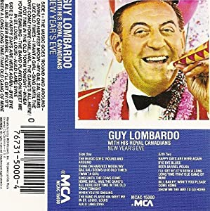 New Year's Eve with Guy Lombardo and His Royal Canadians