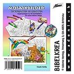 CD Mosaikbilder: 20 Ausmalbilder zu b...