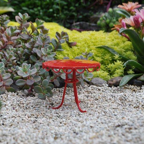 Miniature Fairy Garden Retro Table