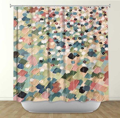 Shower Curtain Artistic Designer From DiaNoche Designs By Arist Julia Di Sano Home Decor And Bathroom Ideas