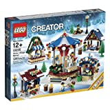 LEGO Creator Set #10235 Winter Village Market