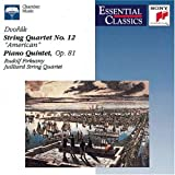 Str Qtet #12: American / P. Qntet Op.81