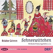 Schneewittchen Hörspiel von  Brüder Grimm Gesprochen von: Gisela Fritsch, Inge Keller