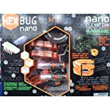 HexBug Nano Elevation Habitat Set Glow in the Dark 52 Piece/2 Nano Specimens
