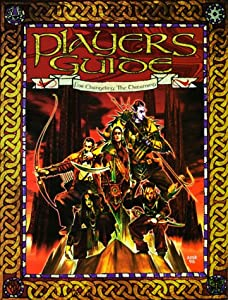 Changeling Players Guide *OP (Changeling: The Dreaming) by Phil Brucato