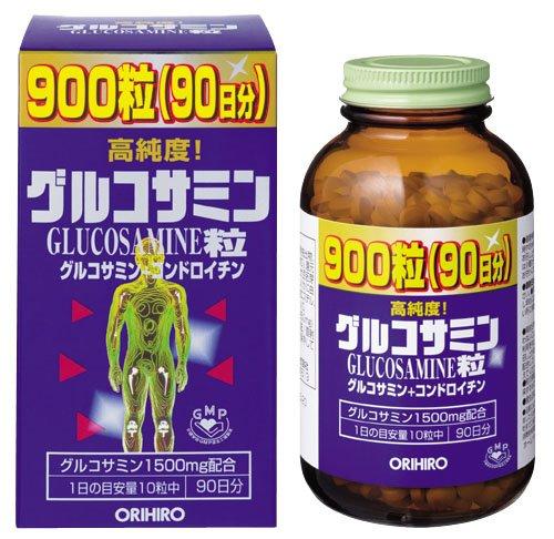 オリヒロ グルコサミン粒徳用 800粒