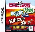 Hasbro Compilation: Monopoly/Boggle/Y...