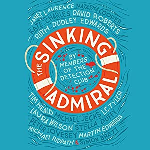 The Sinking Admiral Audiobook