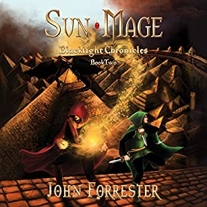 Sun Mage Audiobook