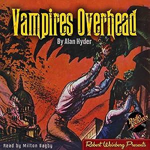 Vampires Overhead Audiobook
