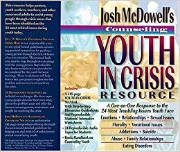 counseling youth in times of crisis Christian counseling dissertation - research database  book counseling in times of crisis by judson swihart and gerald richardson  aspects of counseling the.