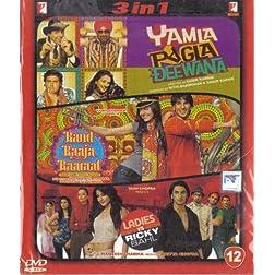 Yamla Pagla Deewana / Band Baaja Baaraat / Ladies vs Ricky Bahl
