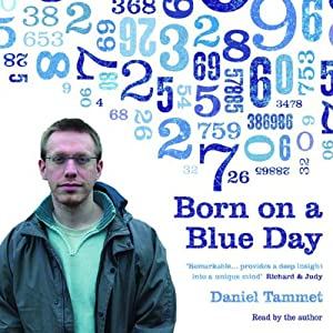 Born on a Blue Day Audiobook